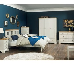 Cookes Collection Camden Soft Grey And Pale Oak