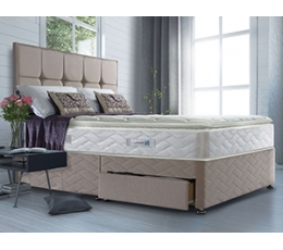 Sealy Pocket Posturepedic Divan Beds