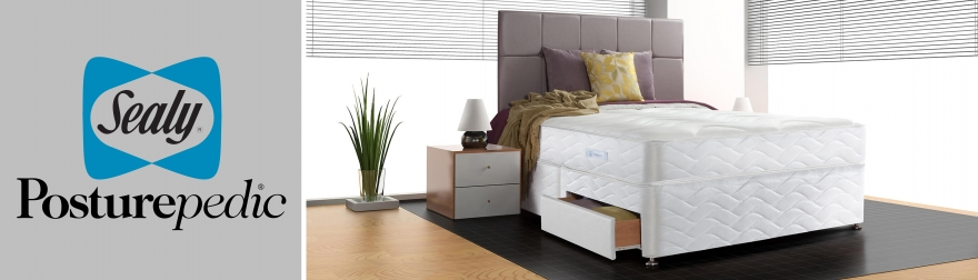 Sealy Posturepedic Divan Beds