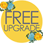 FREE UPGRADE YELLOW