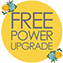 FREE POWER UPGRADE FLORAL