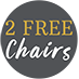 Ercol Bosco 2 Free Chairs Winter