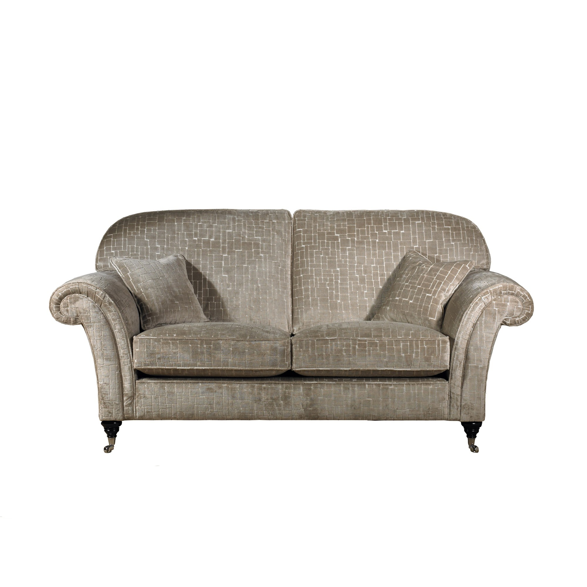 Wade Upholstery Jasper Small Sofa Formal Back All Sofas Cookes