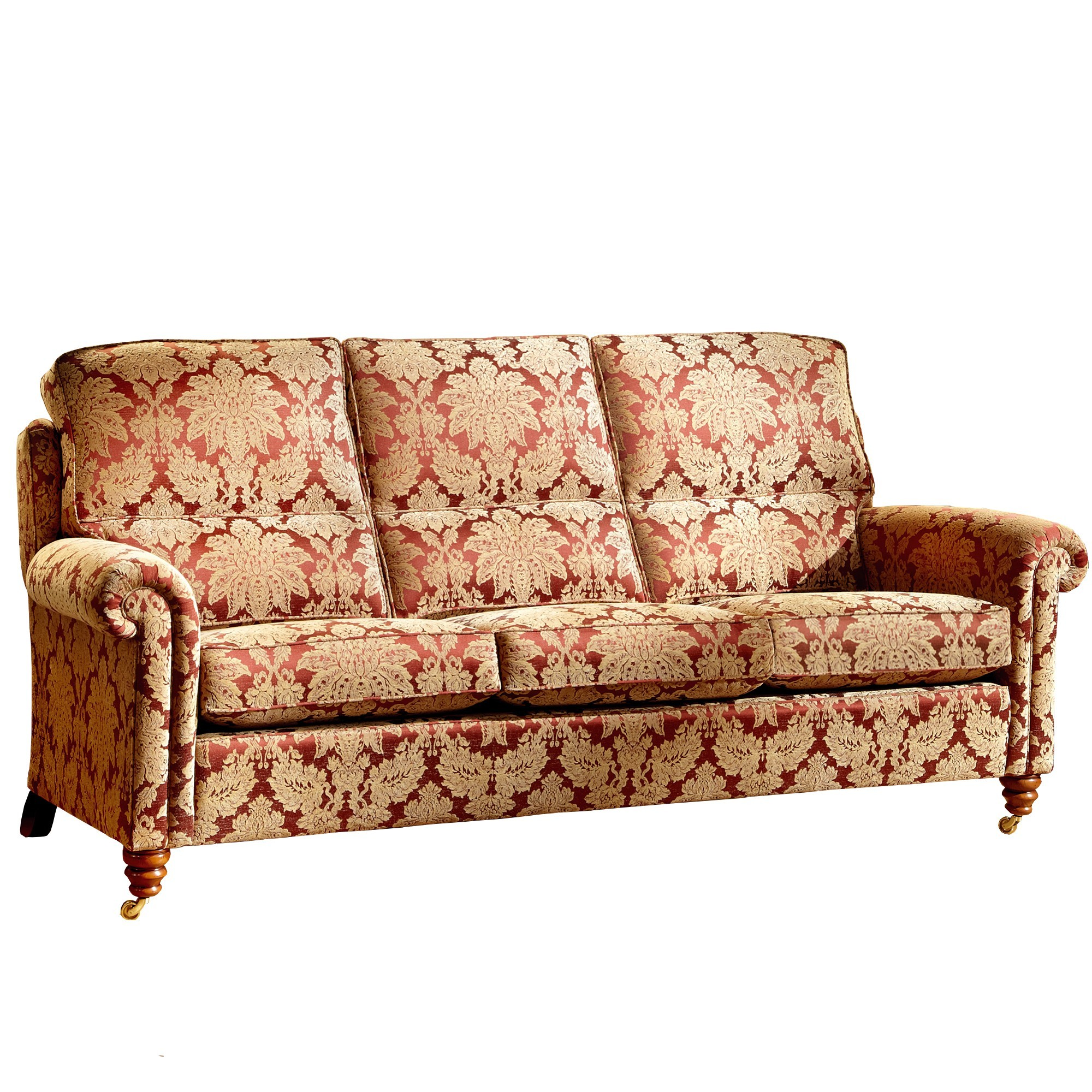 Duresta Waldorf 3 Seater Sofa Cookes Furniture