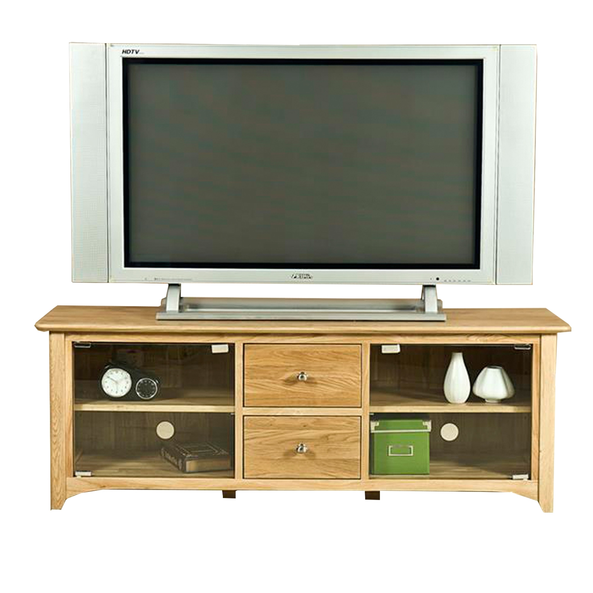 Cookes Collection Nobel Large Tv Unit With Glass Doors Dining