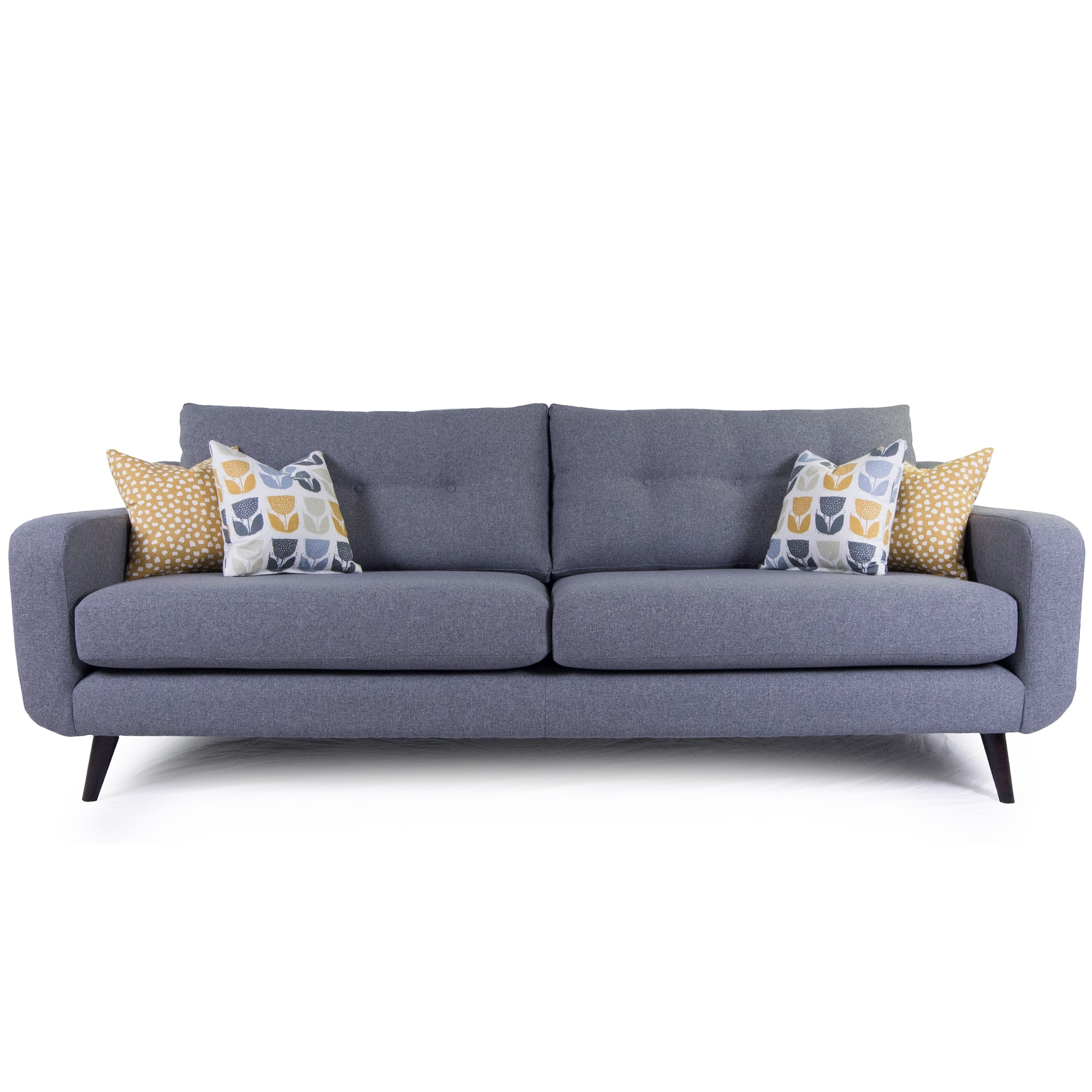 Cookes Collection Diamond Extra Large Sofa Fabric Sofas Cookes Furniture