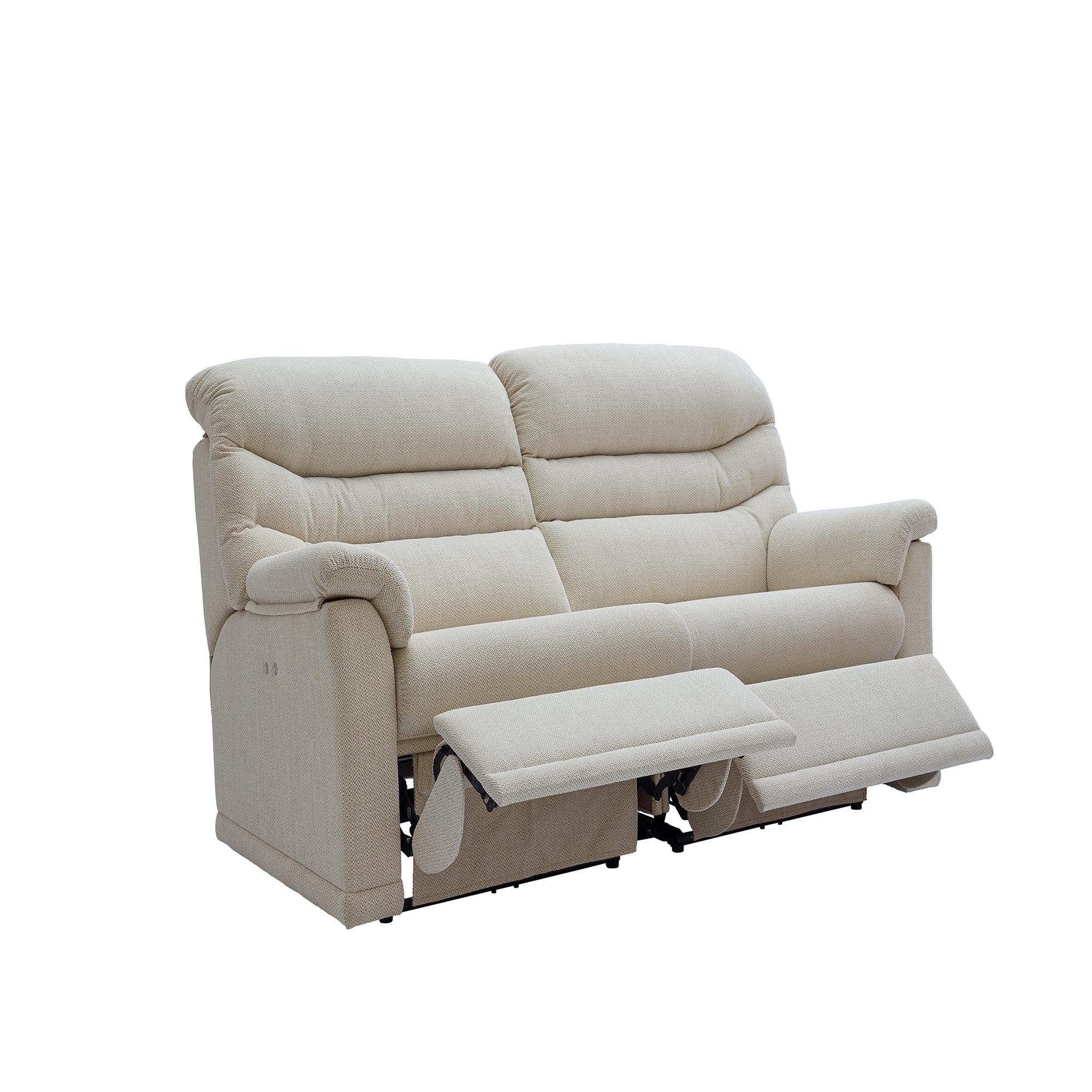 G Plan Malvern 2 Seater Double Power Recliner Sofa All Sofas