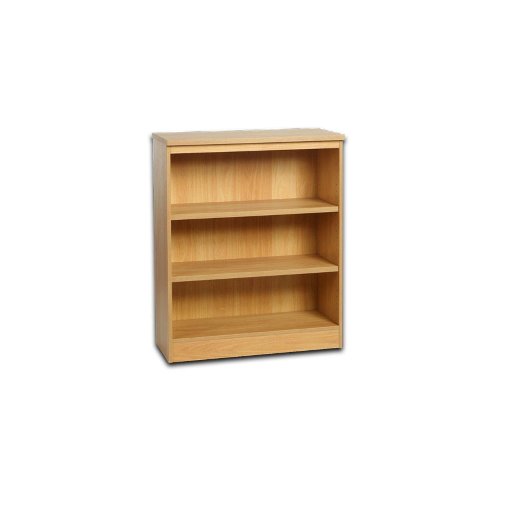 Office Regular Height Wide Bookcase