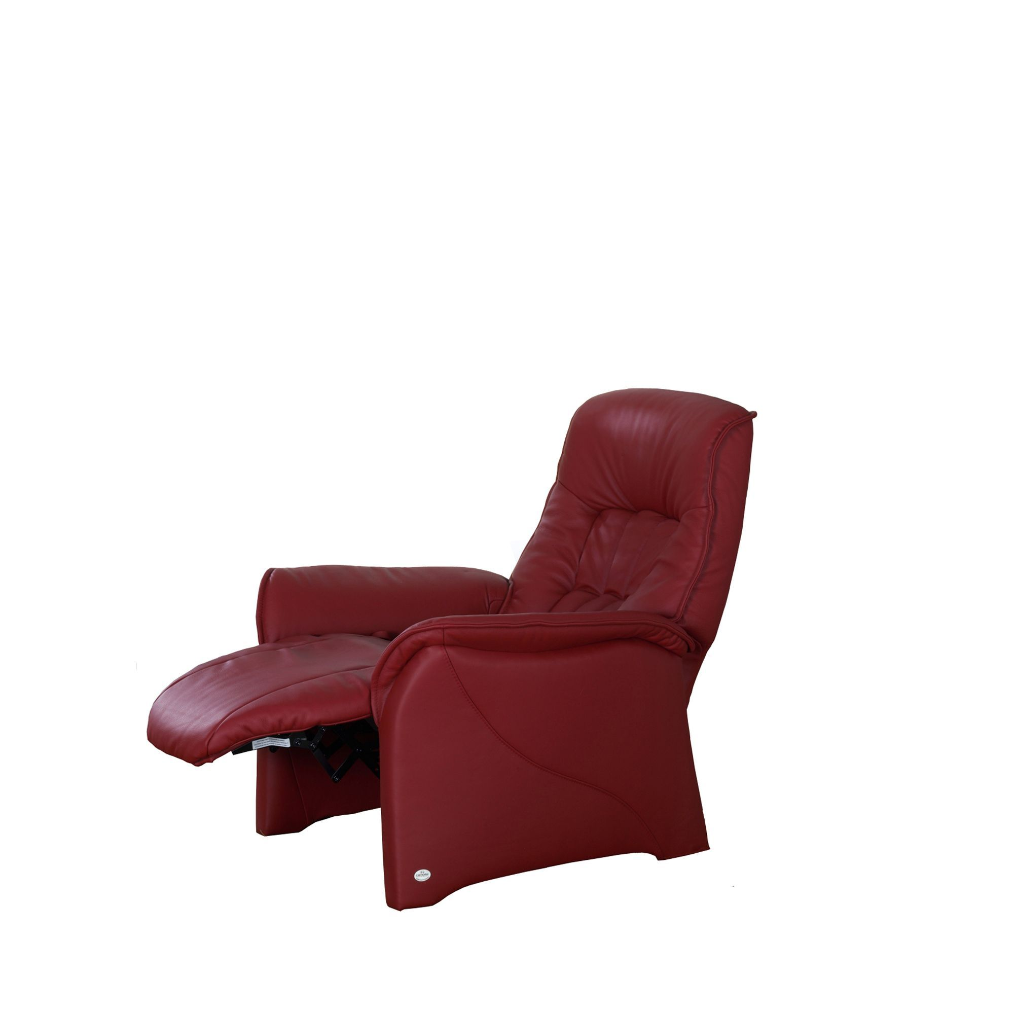 Himolla Rhine Manual Recliner Armchair Himolla Cookes