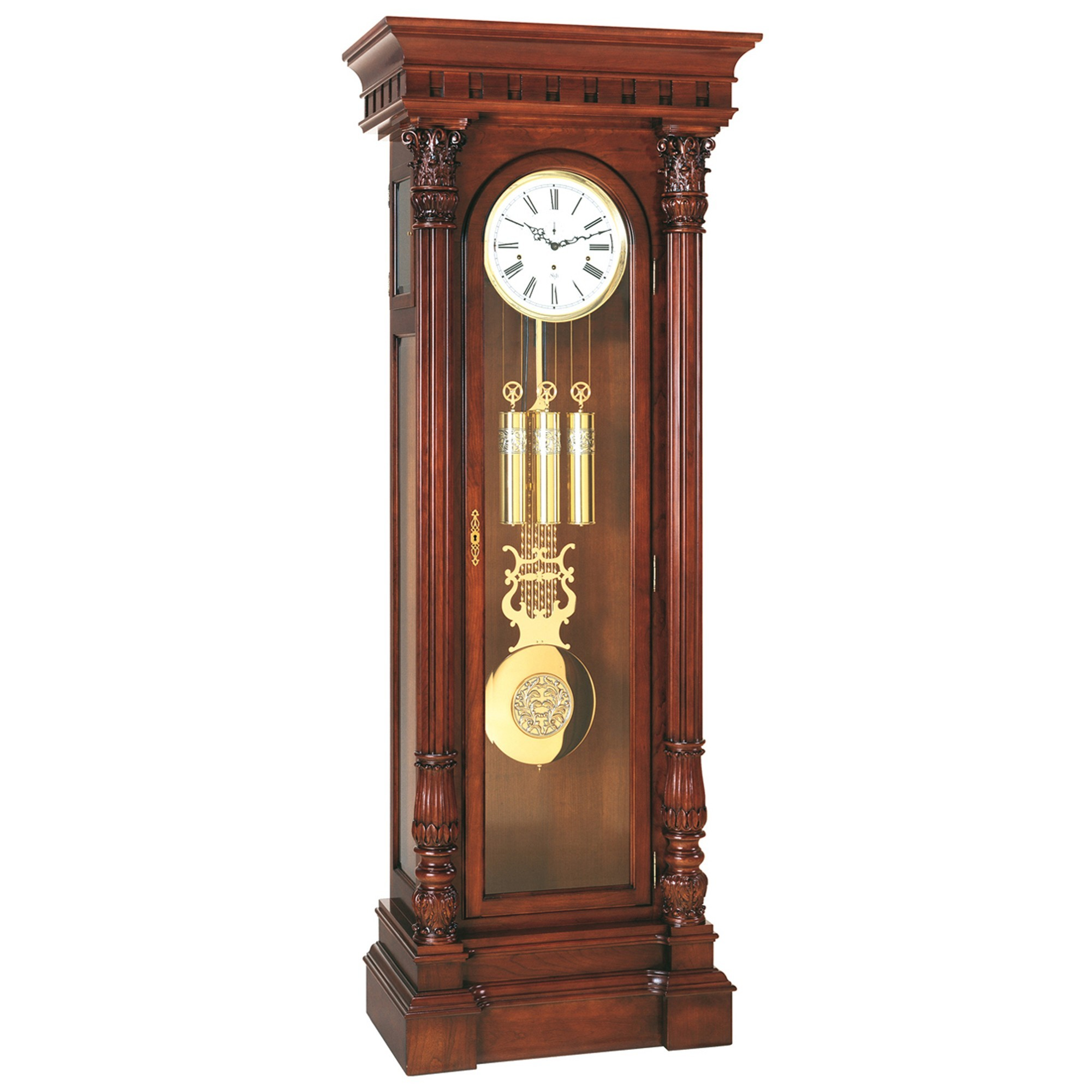 Prestige Mahogany Grandfather Clock Grandfather Clocks