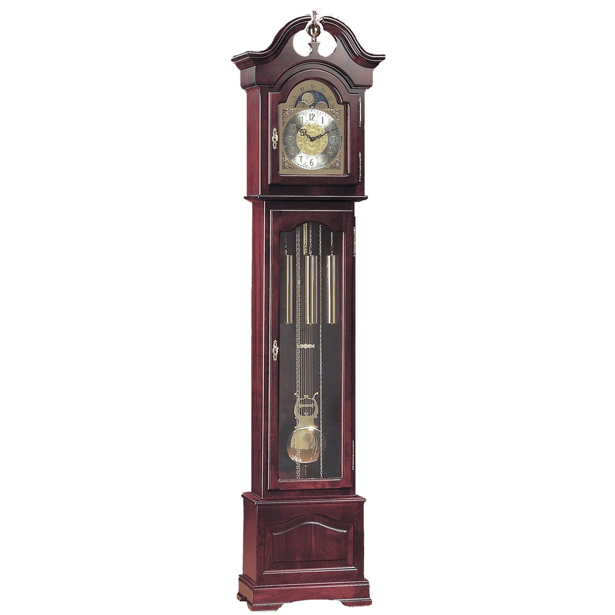 Windsor Mahogany Grandfather Clock