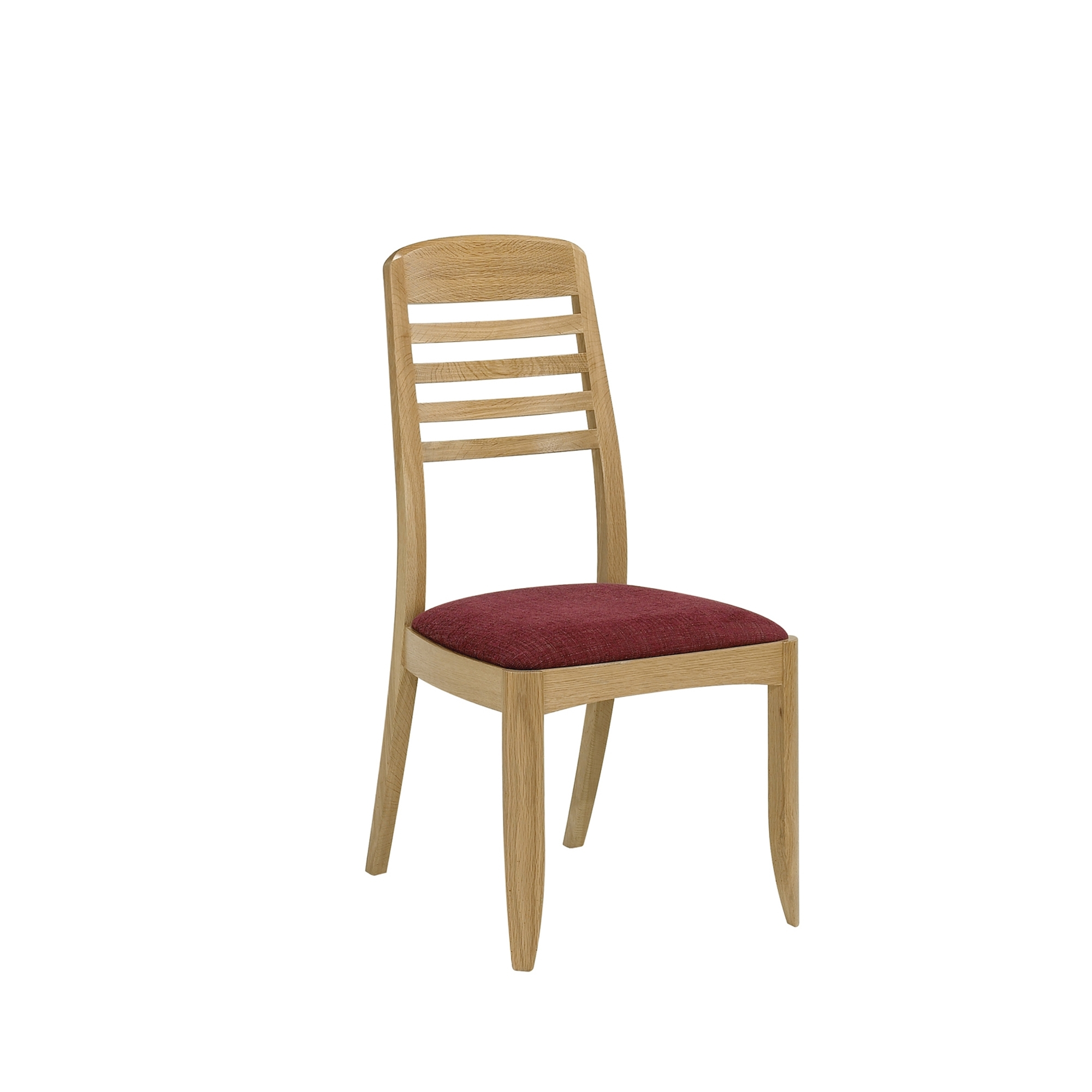 Nathan Shades Oak Ladder Back Dining Chair Nathan Cookes Furniture