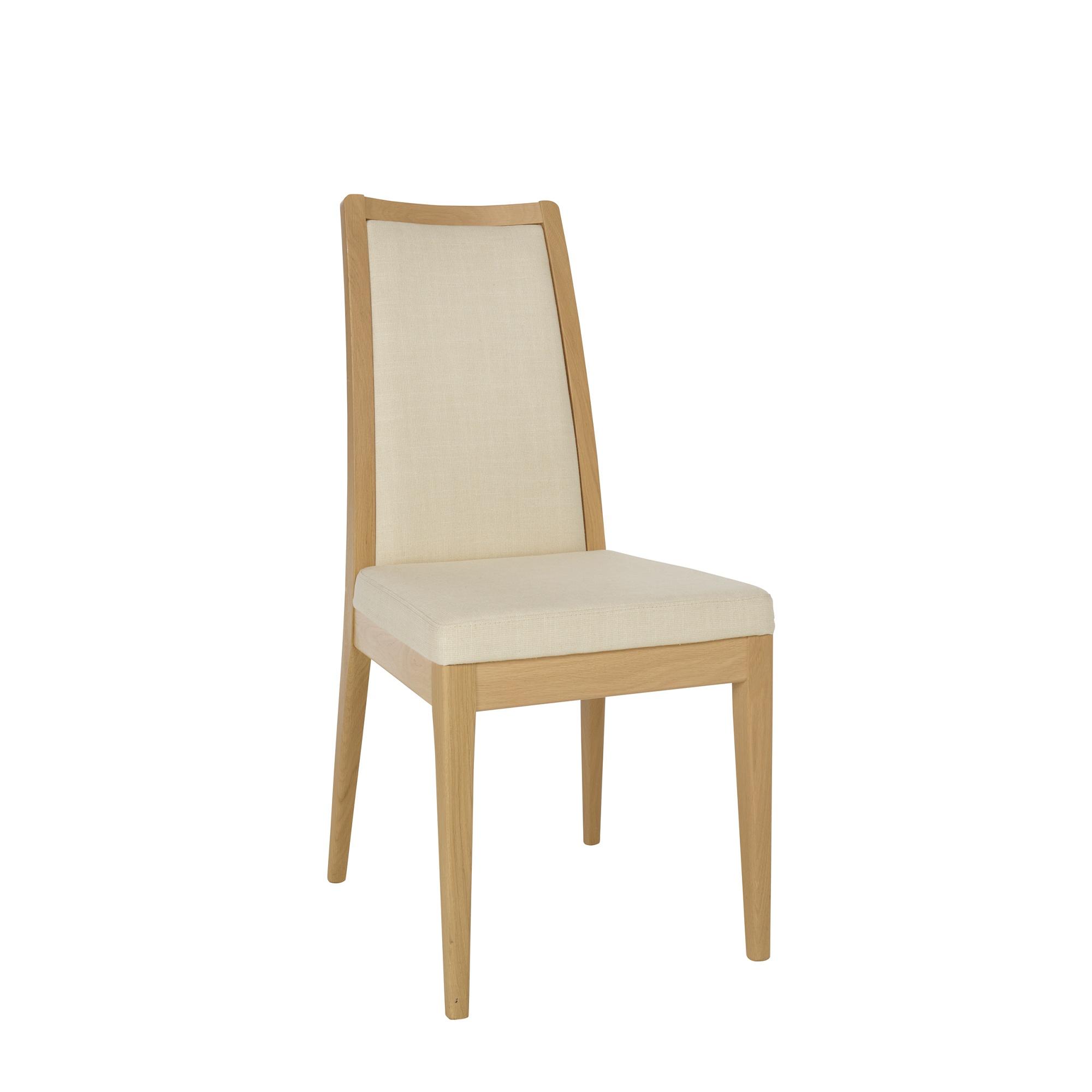 Ercol Romana Padded Back Dining Chair Ercol