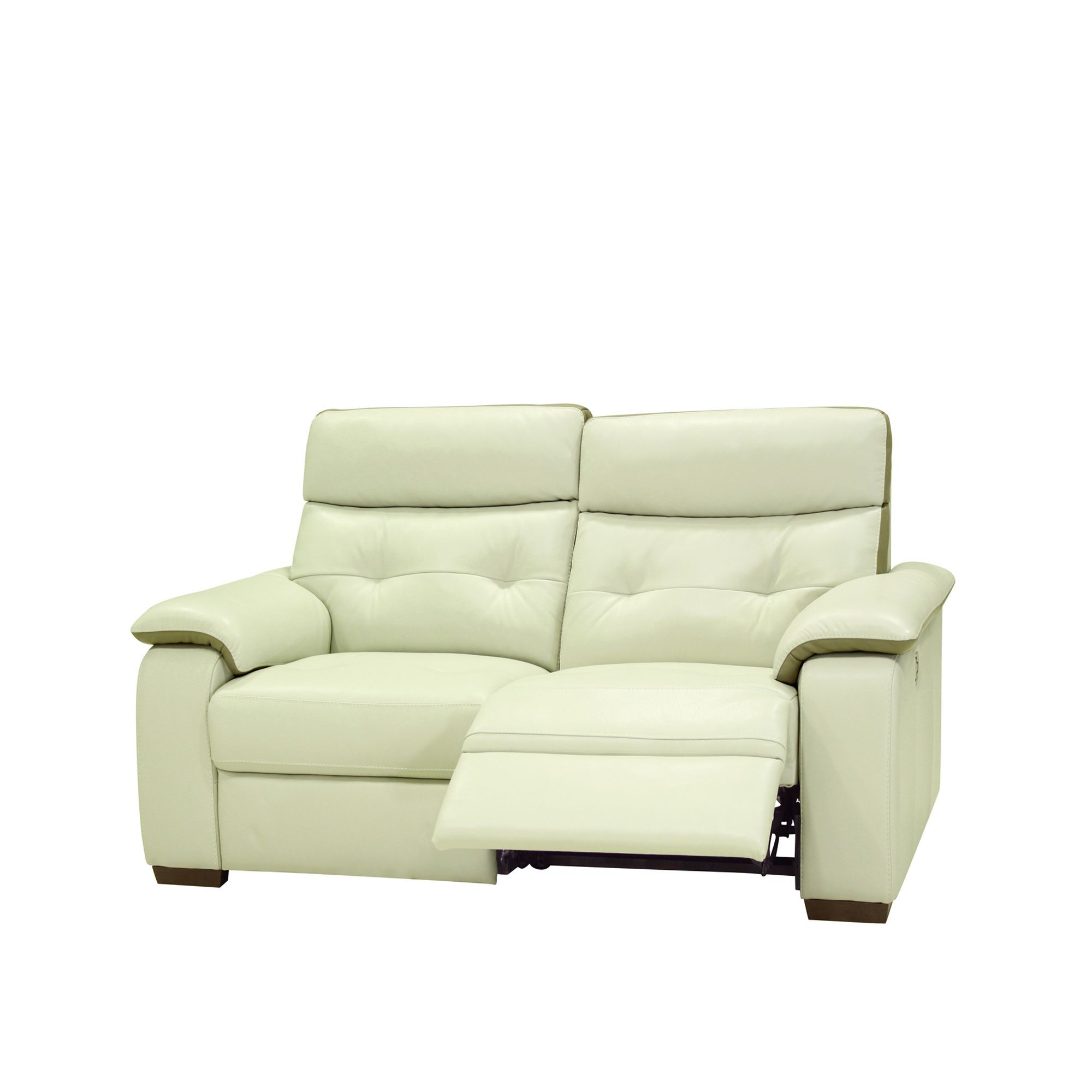 cookes collection hobart 2 seater manual recliner sofa