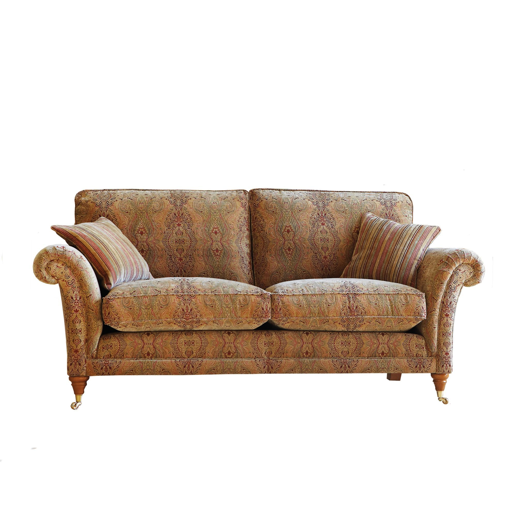 Parker Knoll Burghley Large 2 Seater Sofa Leather Sofas