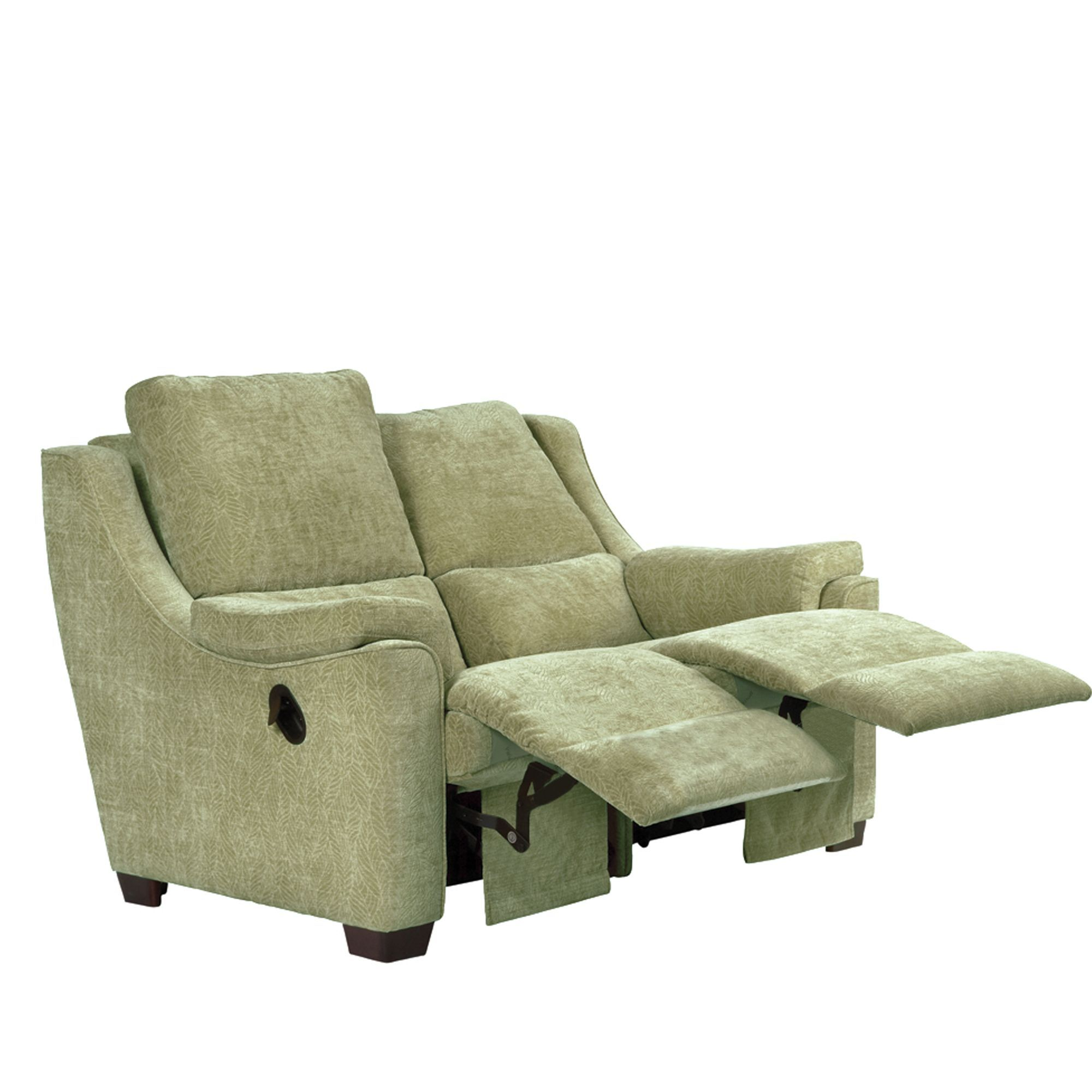 Parker Knoll Albany 2 Seater Manual Recliner Sofa Parker
