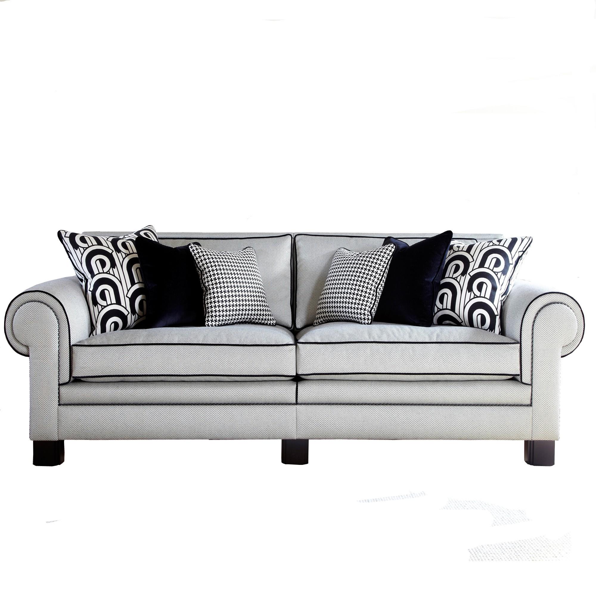 Duresta Coco Studded Grand Split Sofa