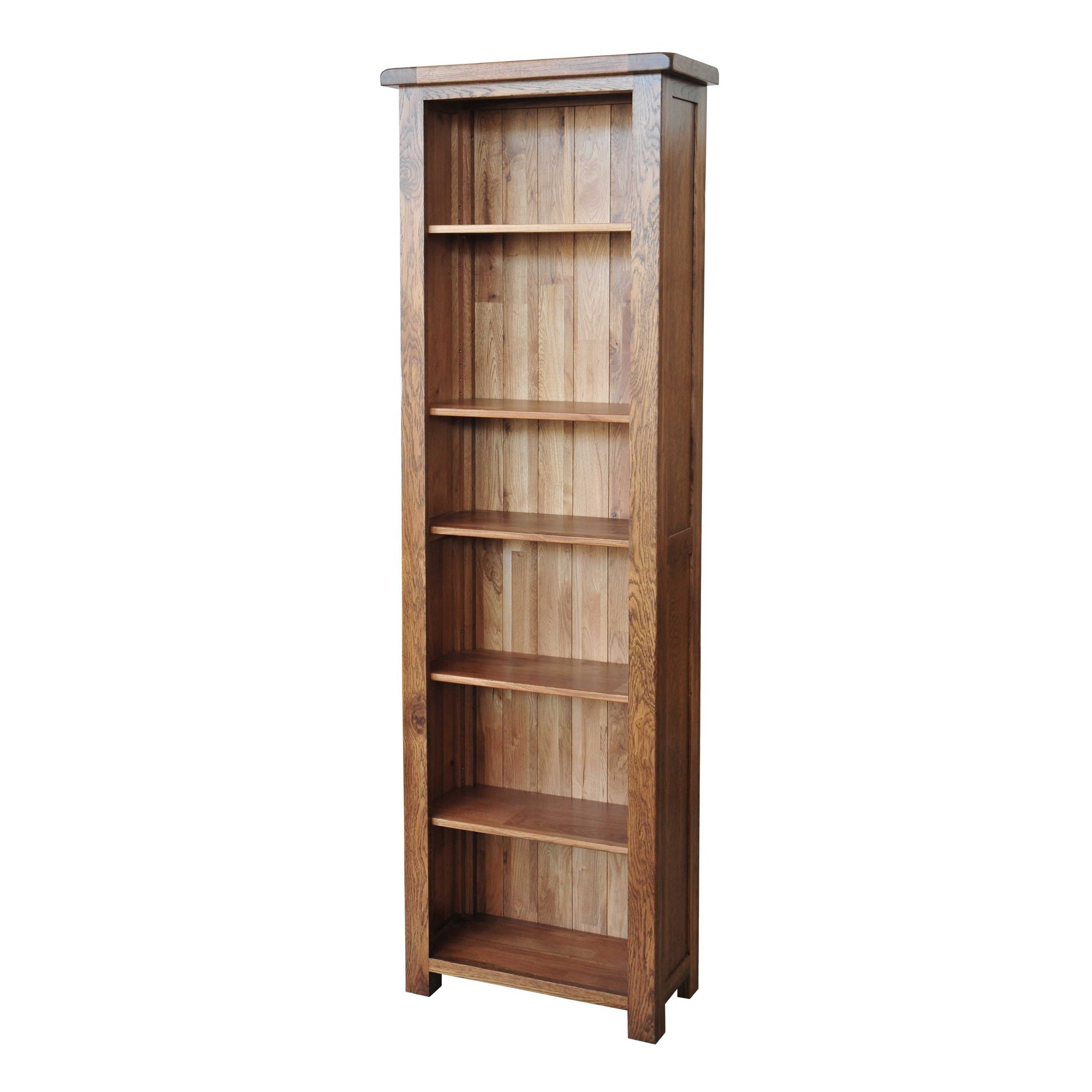 Cookes Collection Barrington 6 Foot Narrow Bookcase