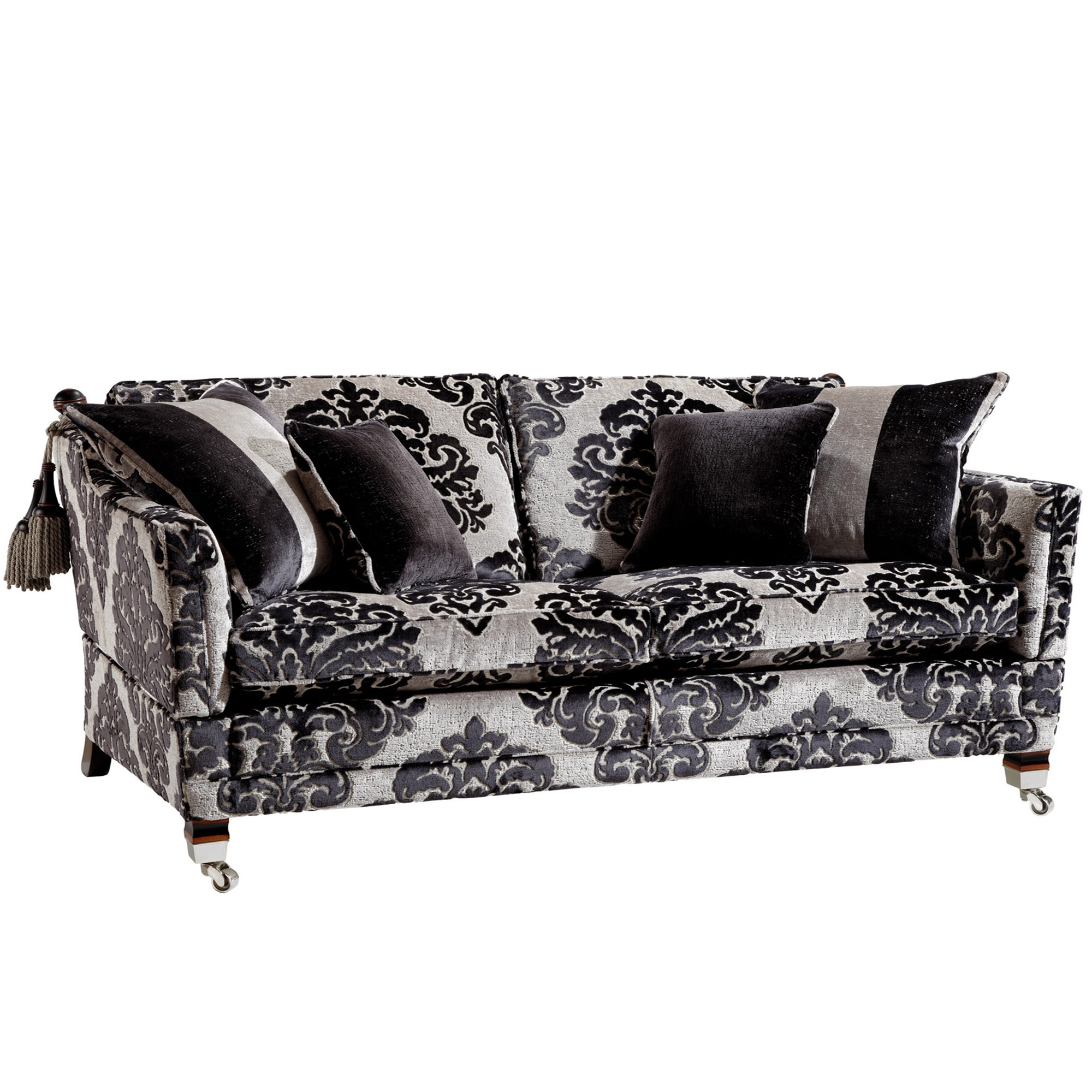 Duresta Trafalgar 3 Seater Cushion Back Sofa
