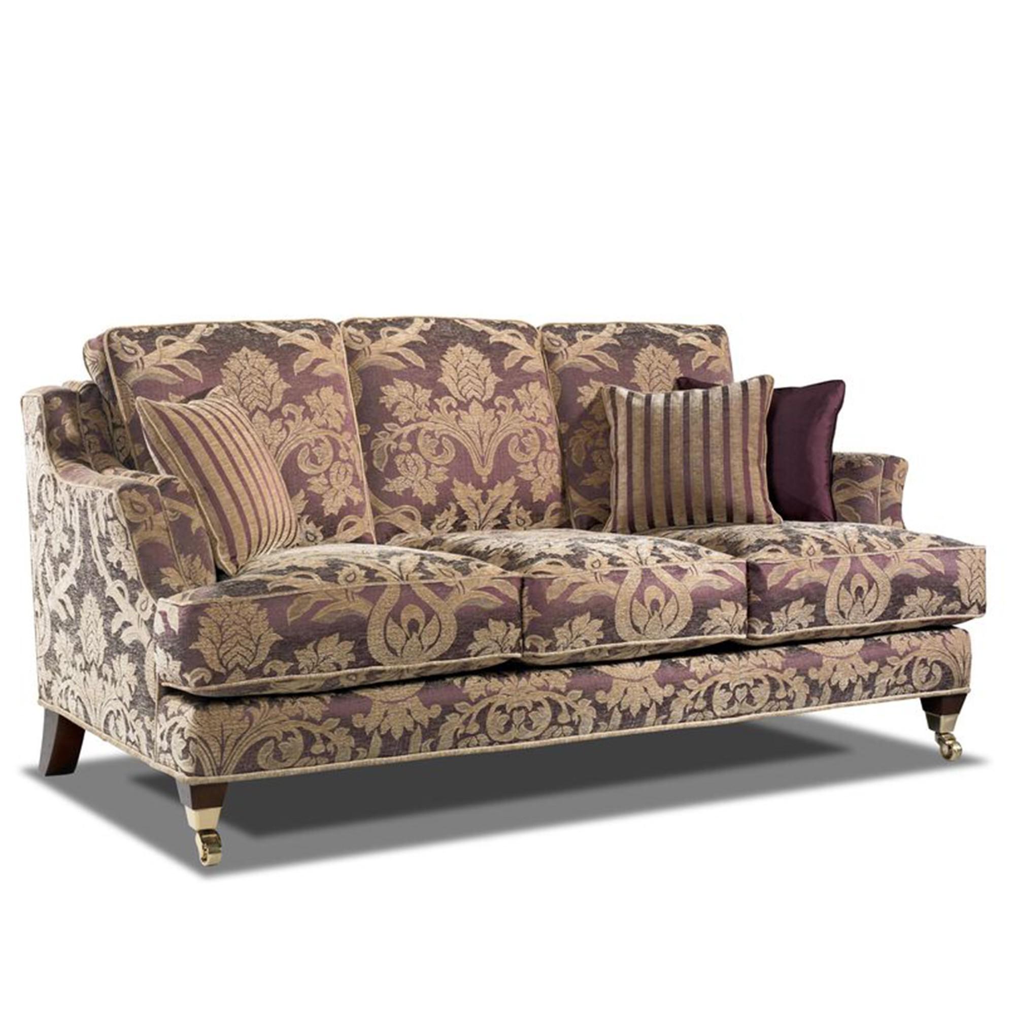 Wade Upholstery Kempston 3 Seater Sofa Leather Sofas