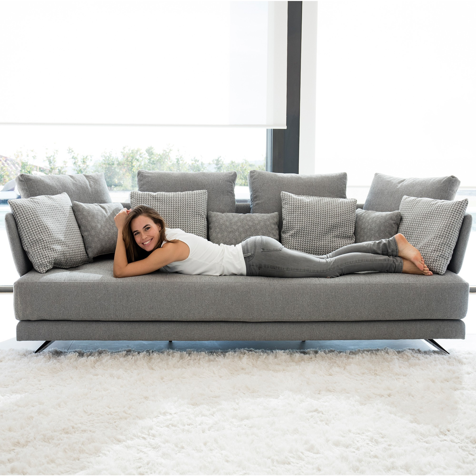 Fama Pacific 4 Seater Sofa All Sofas