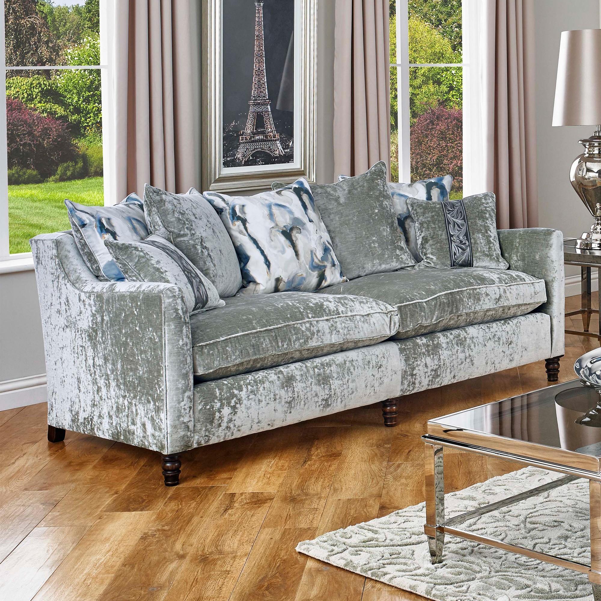Marvelous Duresta Hoxton Large Sofa