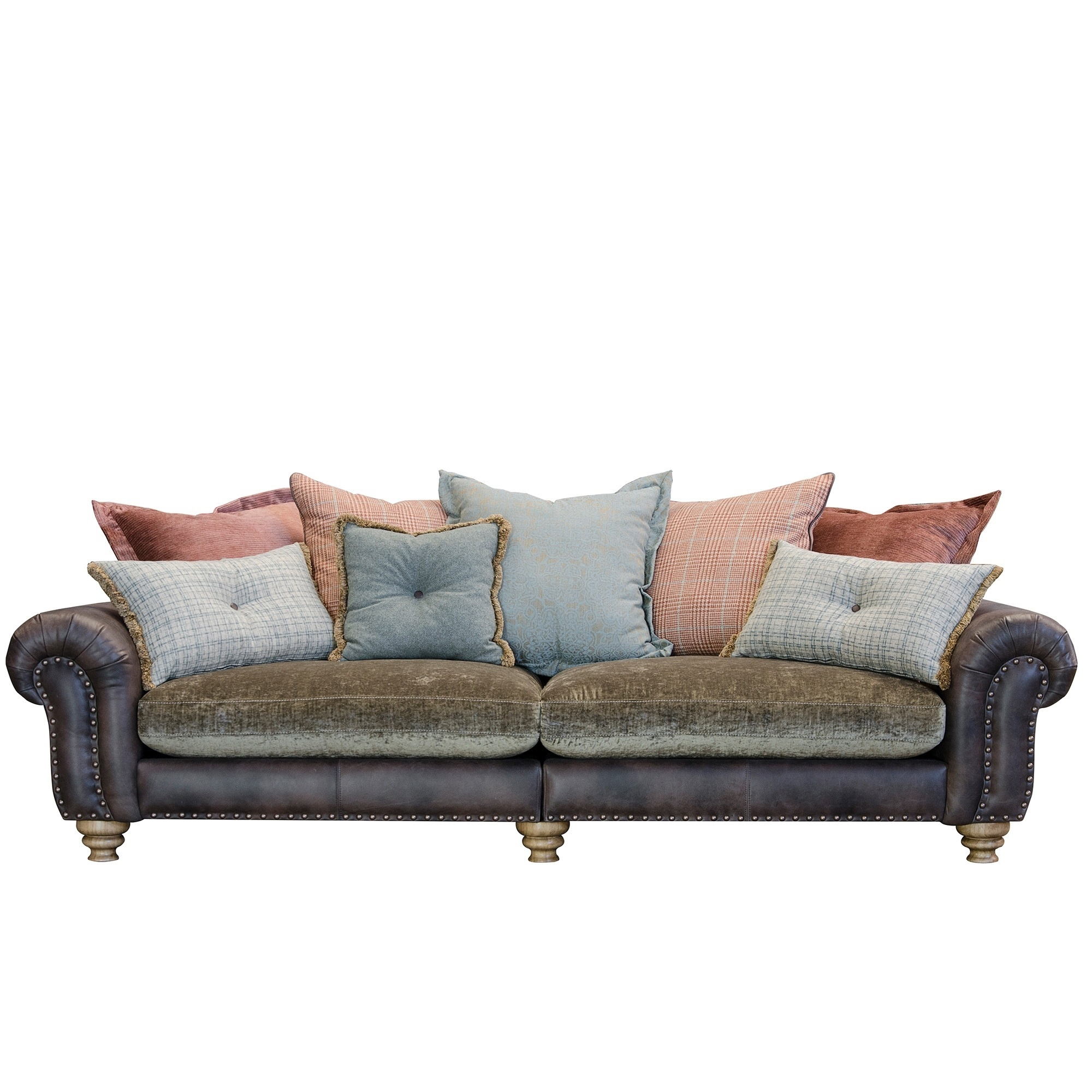 Alexander And James Bloomsbury Grand Split Sofa