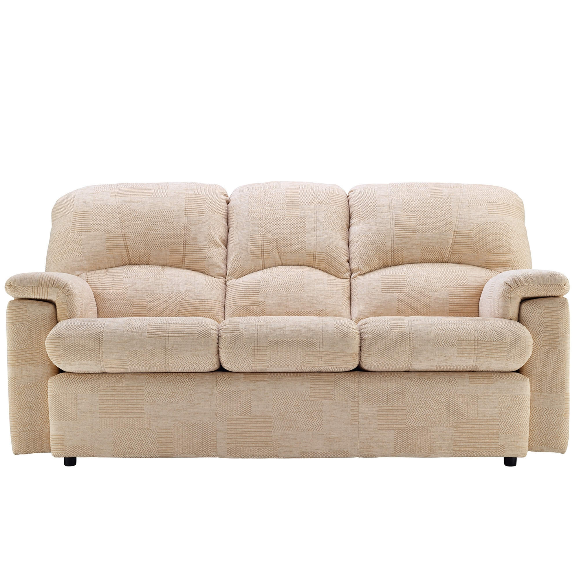 Second Hand Leather Sofas In Redditch: Second Hand 3 Seater Leather Recliner Sofa