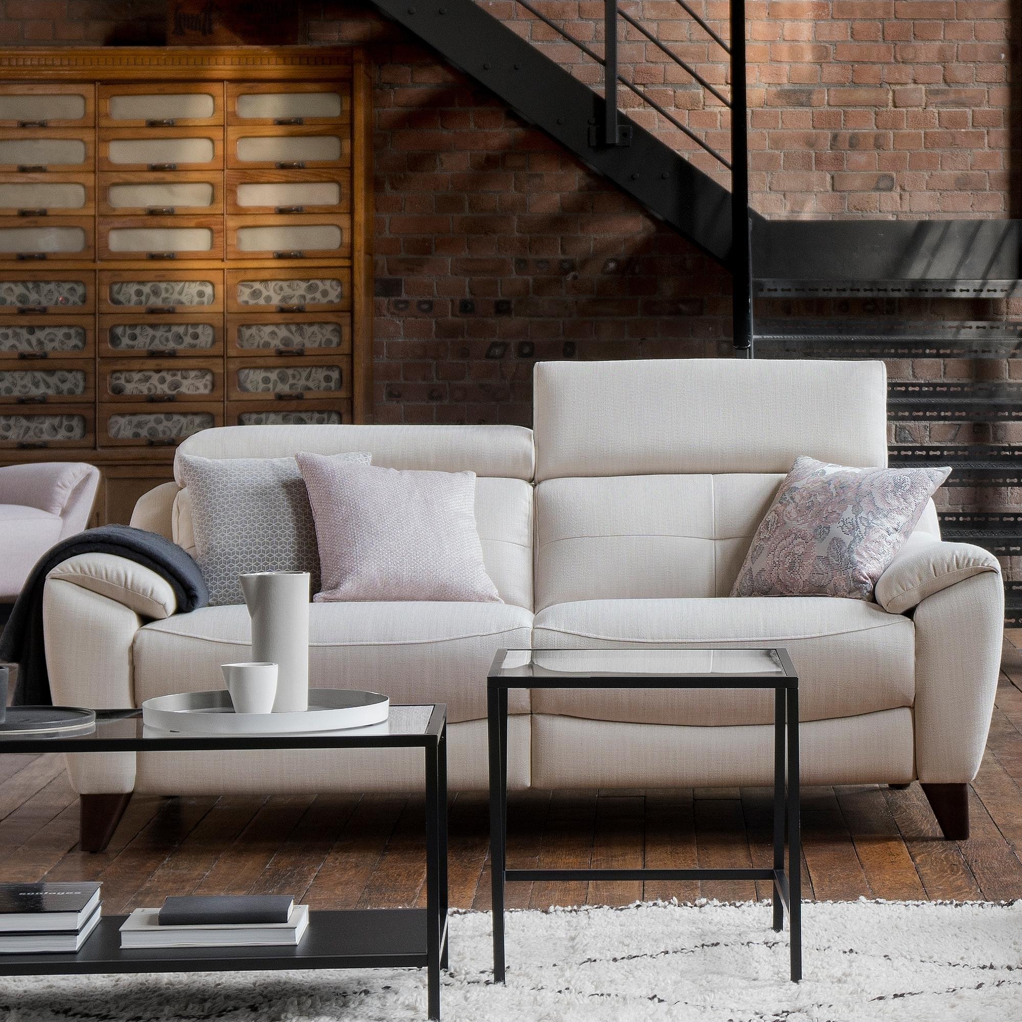 Parker Knoll Evolution Design 1702 2 Seater Sofa Recliner