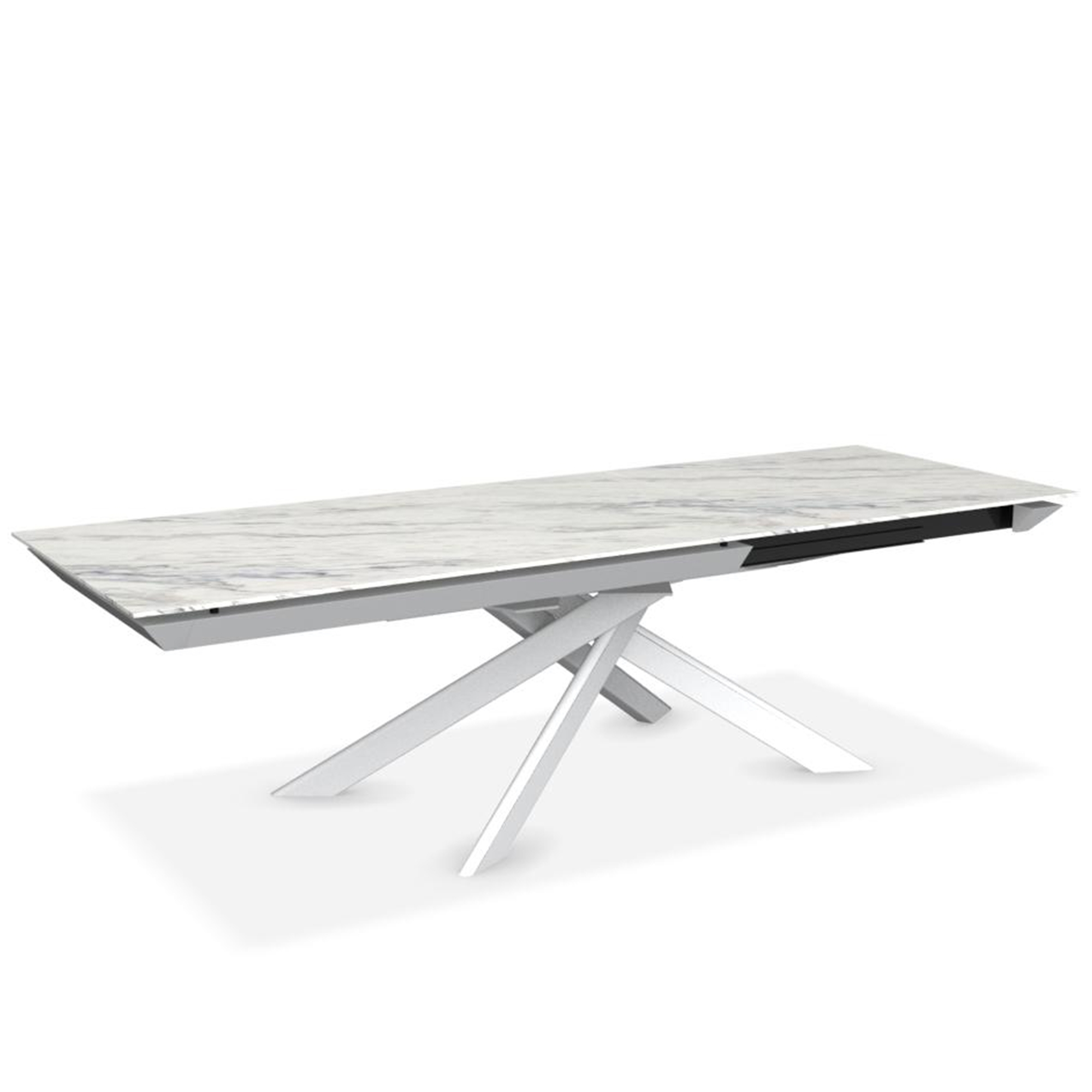 Calligaris Eclisse Extending Dining Table Calligaris Cookes