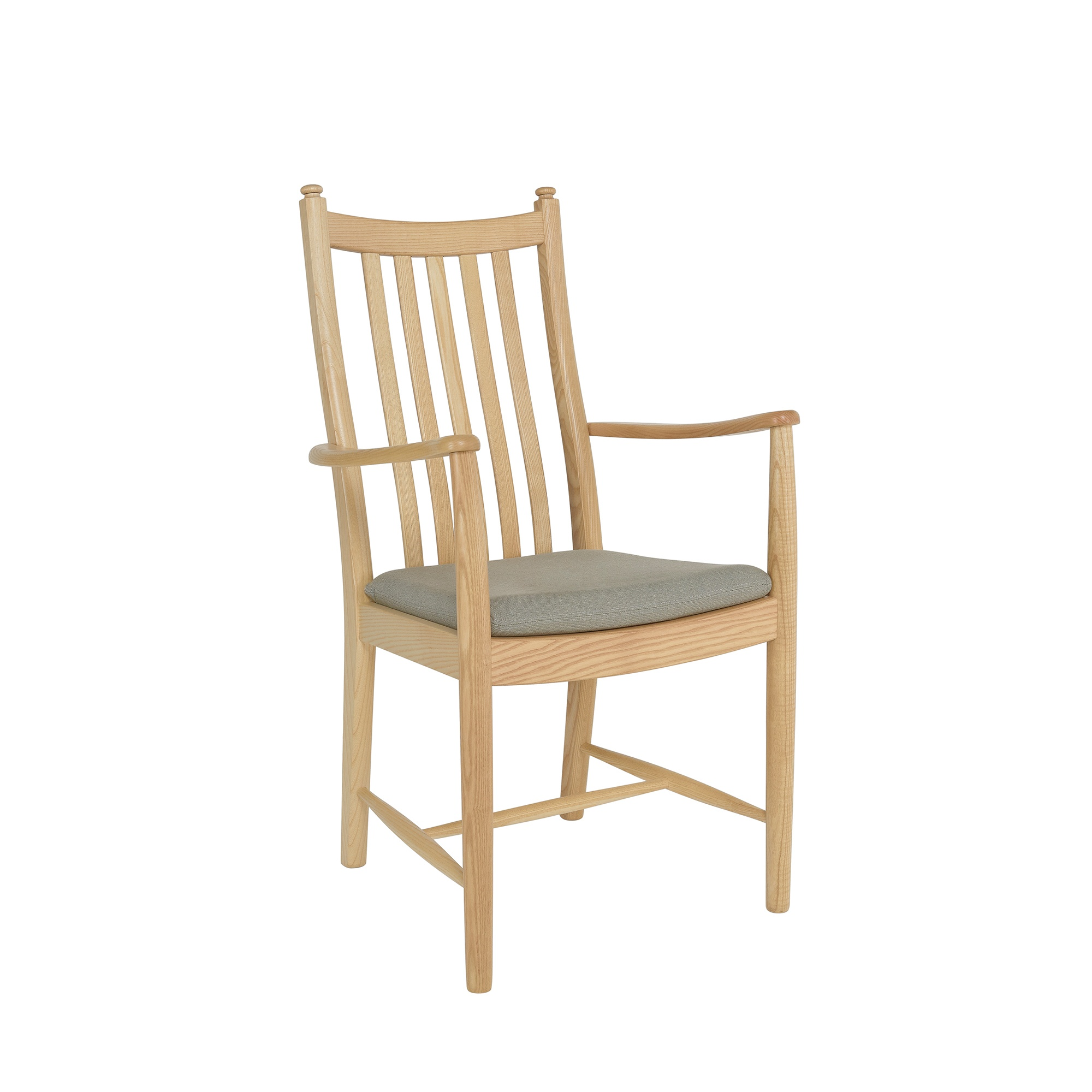 Ercol Windsor Penn Classic Dining Armchair - Dining Chairs ...