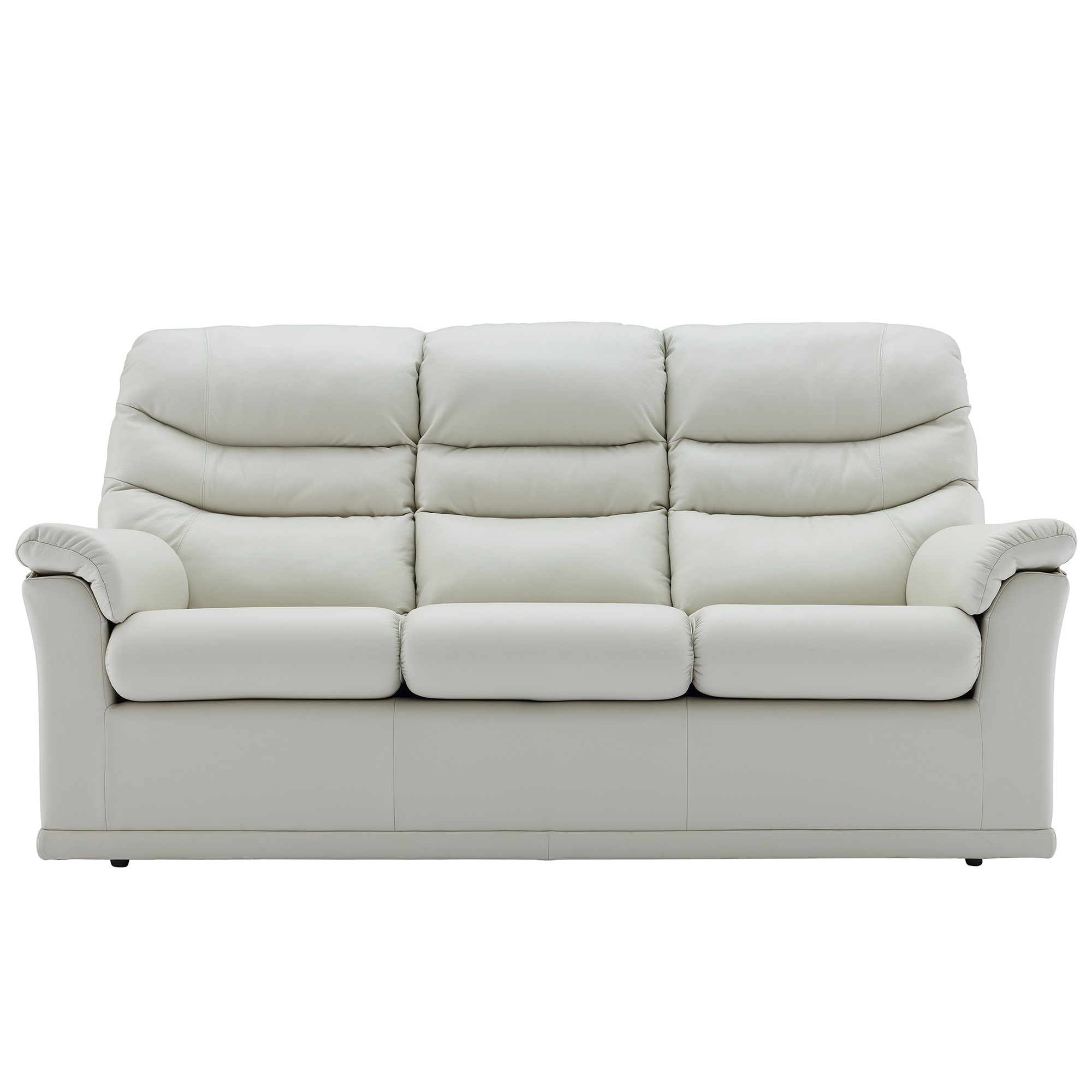G Plan Malvern 3 Seater Sofa In Leather - G Plan Upholstery - Cookes ...