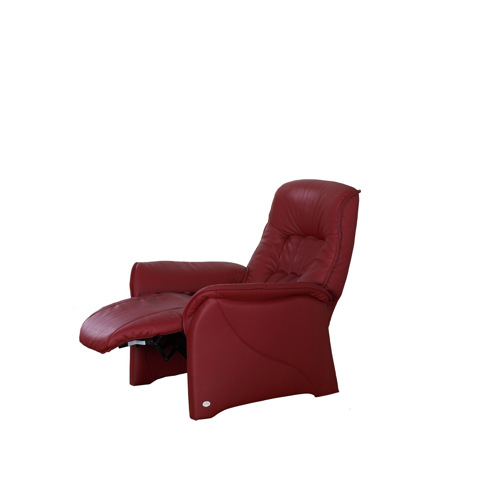Electric Recliner Chair Leather Caesar Electric Rise