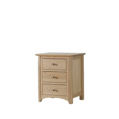 Cookes Collection Sphere 3 Drawer Nightstand