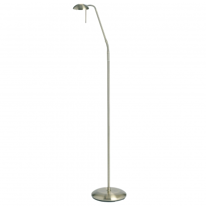 Antique G9 Touch Floor Lamp