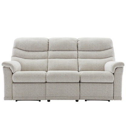G Plan Malvern 3 Seater Double Power Recliner Sofa