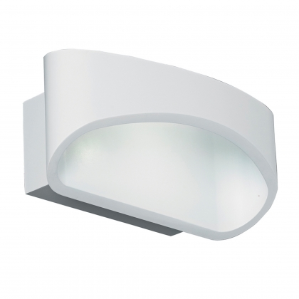 White LED Wall Bracket