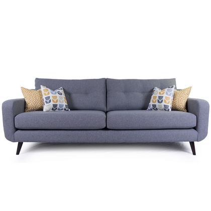 Cookes Collection Diamond Extra Large Sofa