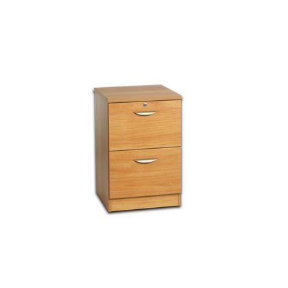 Office 2 Drawer Filing Cabinet