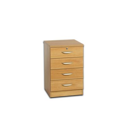 Office 4 Drawer Unit