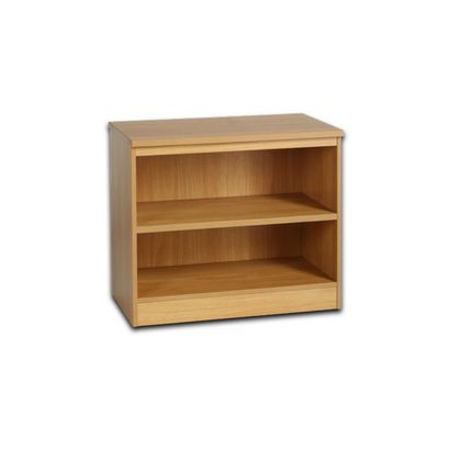 Office Low Height Wide Bookcase