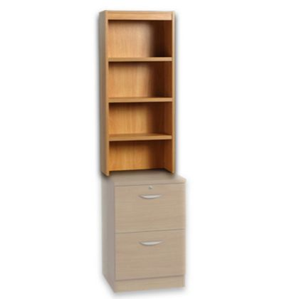 Office Regular Narrow Overshelf