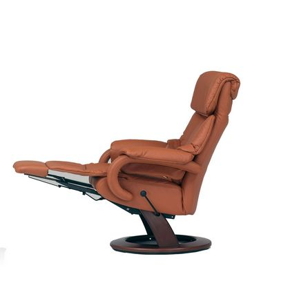 Himolla Tobi Manual Recliner Armchair Wide