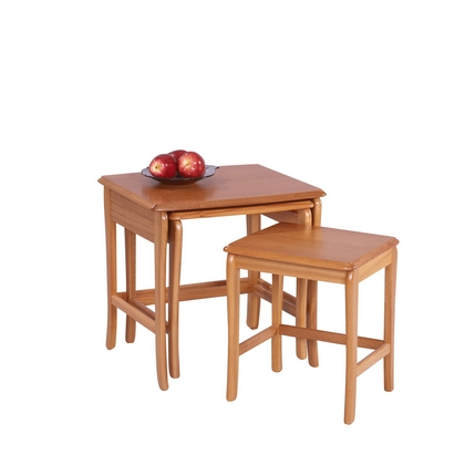 Sutcliffe Trafalgar Teak Nest Of Tables