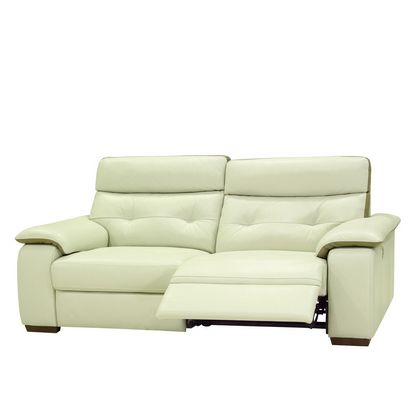 Cookes Collection Hobart 3 Seater Manual Recliner Sofa