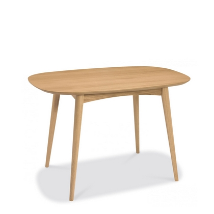 Cookes Collection Norway Oak 4 Seater Dining Table