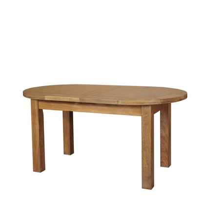 Cookes Collection Barrington Large D End Dining Table