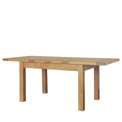 Cookes Collection Barrington 4 Foot 6 Extendable Dining Table
