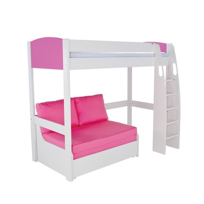 Stompa Duo High Sleeper And Sofa Bed