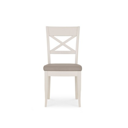 Cookes Collection Geneva X Back Dining Chair